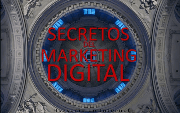 Secretos importantes del marketing digital